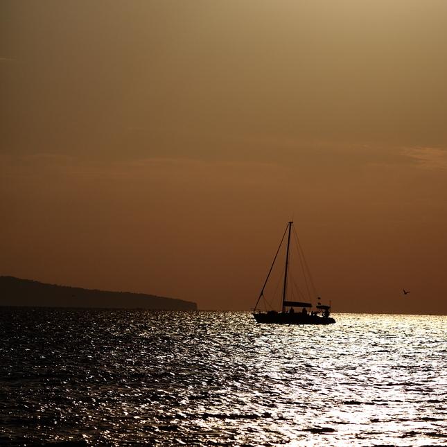 windy ferry