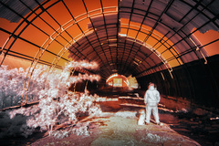 infrared fallout