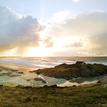 Ølberg sunset
