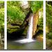Hájske vodopády II