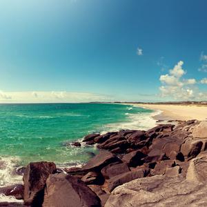 Øgna beach