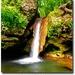 Hájske waterfalls