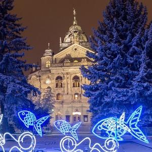 Vianoce v Košiciach