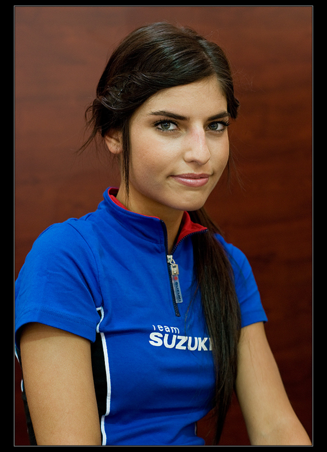 Portrait (Team Suzuki)
