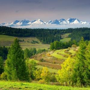 Jeseň v Levočských vrchoch
