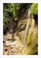 Machový vodopád - Kyseľ