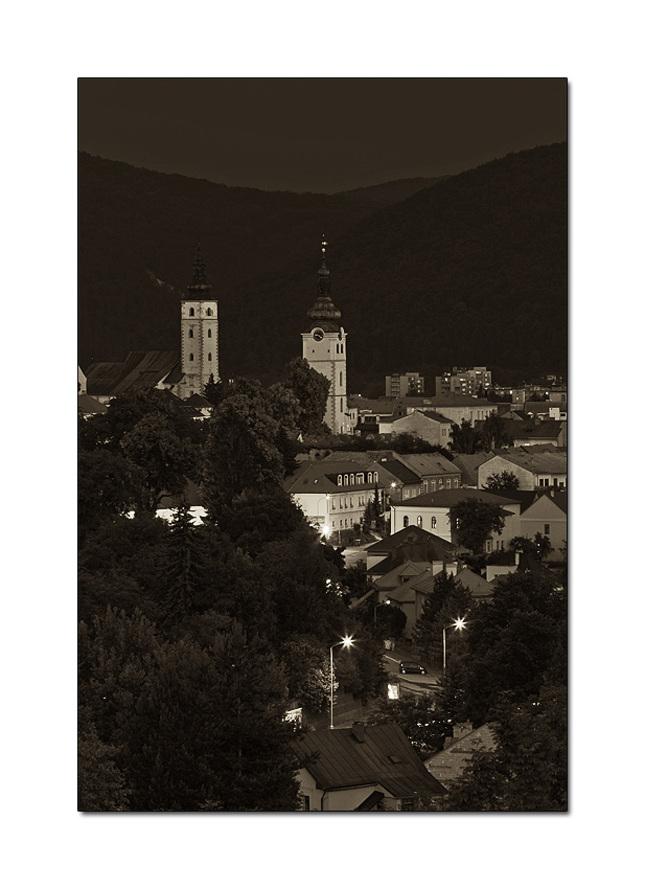 Nočná Bystrica
