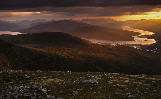 Škotska Vysočina II