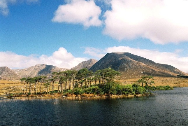 Connemara Národný park-Írsko