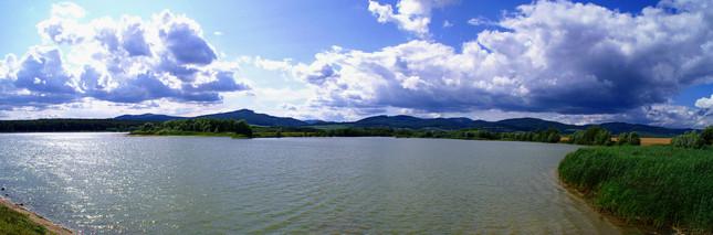 Jazero pod Malymi Karpatmi