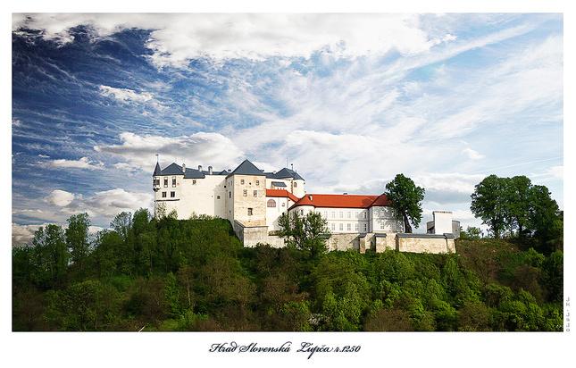 Hrad Slovenska Lupča