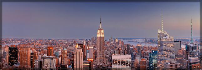 Vyhliadka na Manhattan II