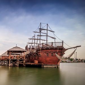 Lobster pirátska loď
