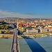 Jesenná panoráma v Bratislave