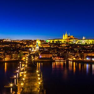 Večerná Praha