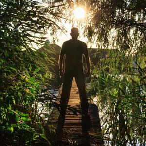 Na drevenom moste
