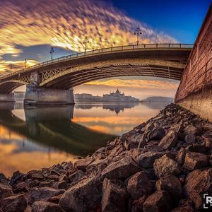 Margitin most, Budapešť
