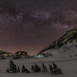 Hviezdna noc na Brnčalke