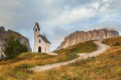 Kostolík v kopcoch II.