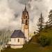 Kostolík v kopcoch