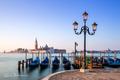 Svitanie v Benátkach