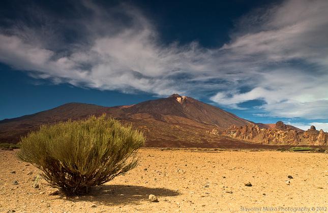 ... Teide National Park ...