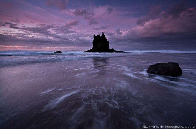 ... A Pray to The Ocean ...