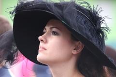 Dáma v klobúku