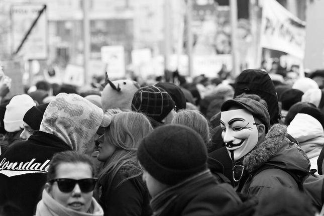 Protest Gorila II v Bratislave