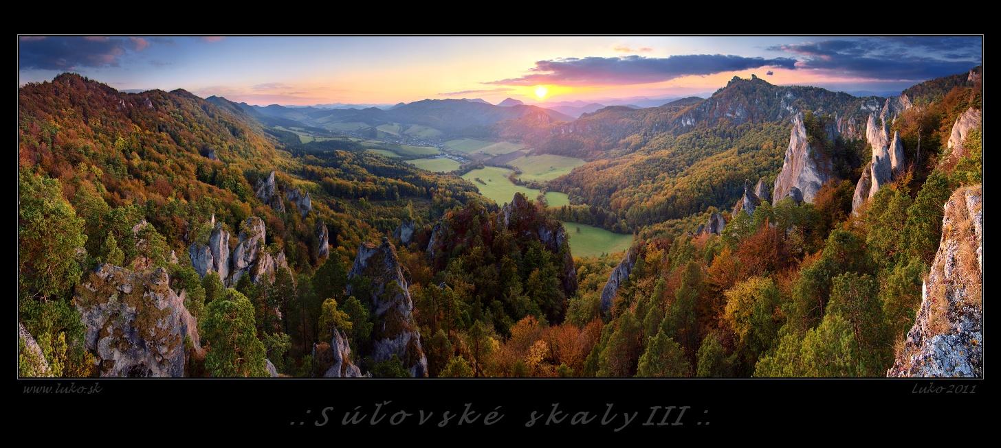 .: Súľovské skaly :.