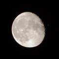 Mesiac - Aldebaran