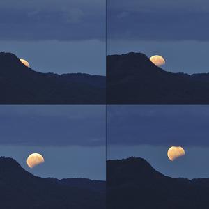 Čiastočné zatmenie Mesiaca 2