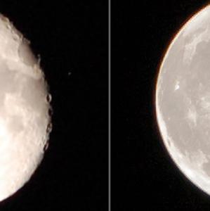 Mesiac - Aldebaran RAW