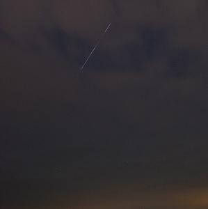 ISS (a Sojuz TMA-19M)