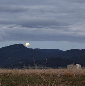 Čiastočné zatmenie Mesiaca 1