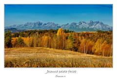 Jesenná paleta farieb