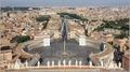 Pohlad z Baziliky sv. Petra