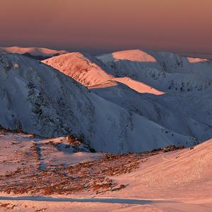Zima v Nízkych Tatrách