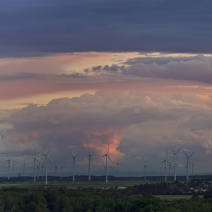 Vrtuľkovo po búrke