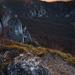 Ráno v skalách
