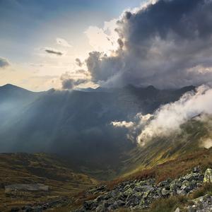Momentka z hôr