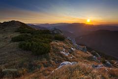 Ráno na Suchom vrchu