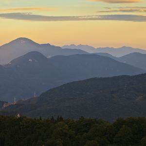 Hrebene hôr