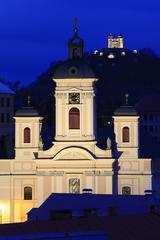 Kostol a kalvária
