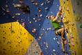 Indoor Climbing K2