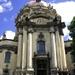 Mesto Lviv.Dominicanska katedral