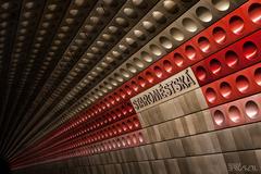 Praha metro - Staromestska