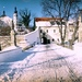 Pardubický zámek v zimě 2009
