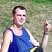 Kouřící mladý muž Martin