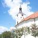 Fotografie kostela v Lázních Boh